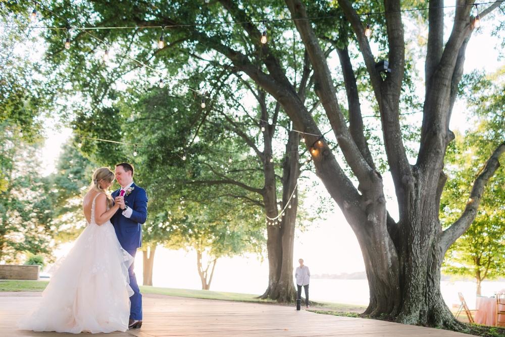 Wedding Dance Under The Stars