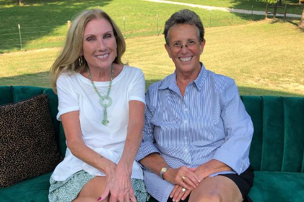 Dr. Ann Wigodsky & Sue Fry-Wigodsky