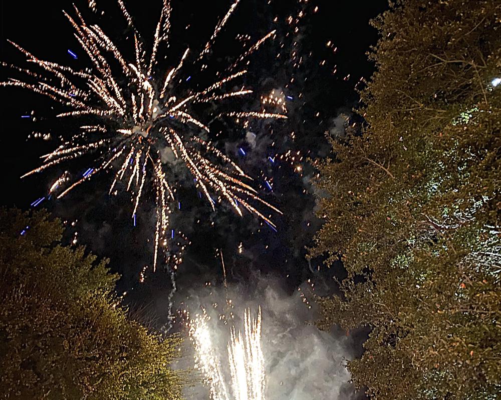 Celebrate with Fireworks