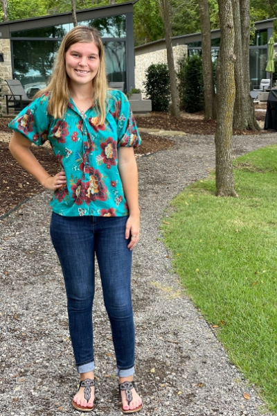 Kailee Key Guest Services Intern